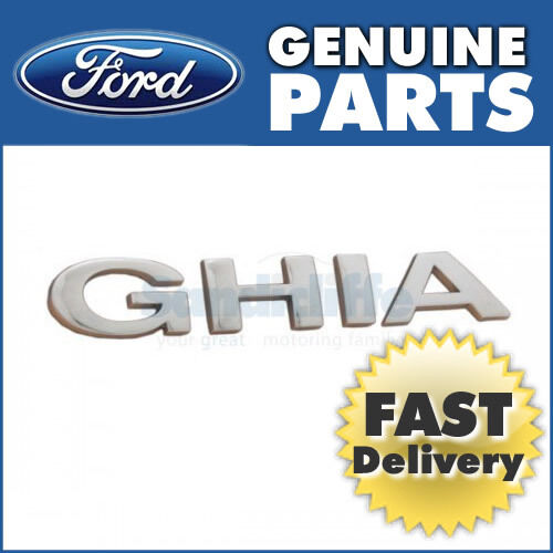 1132602 1997-2002 Genuine Ford Fiesta Ghia Insignia