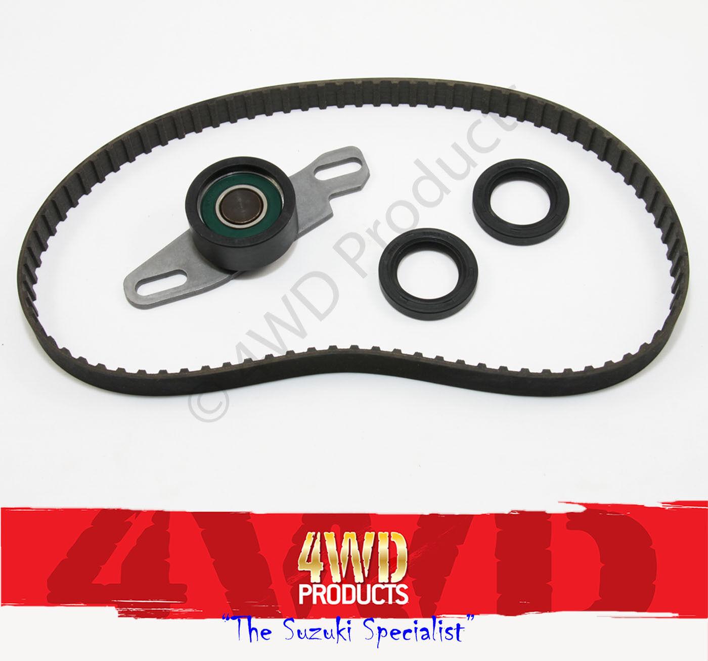 Timing Belt Kit Suzuki Lj80 81 F8a 78 Sierra Sj410 F10a Item Description