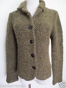 34 Blazer Jacket Büge Marrone Boucle S3 Brigitte Top Blazer 36 ZISpwwq