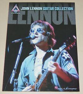 John-Lennon-Guitar-Collection-Songbook-Gitarre-Notenbuch-NEU