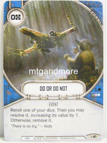 Star Wars Destiny #041 Do Or Do Not Force Friday Starter