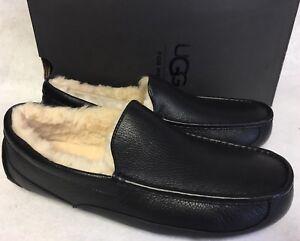 UGG Australia Ascot Leather Slipper