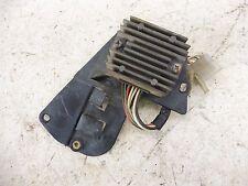 1985 Yamaha XJ700XN XJ700 Maxim X Y608' rectifier regulator unit w/ mount