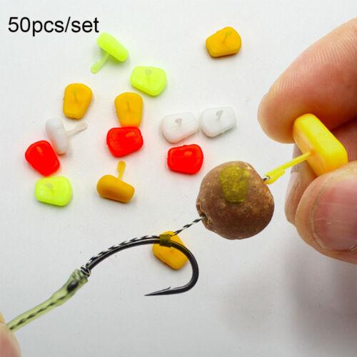 Ronnie Rig Low Corn Bait Carp Fishing Stoper Hook Stops Beads Fishing Hair Chod