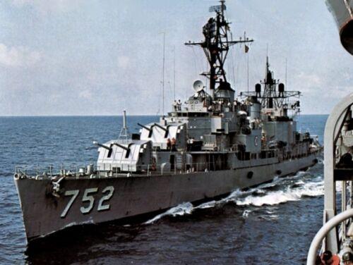 USS ALFRED A CUNNINGHAM DD-752 HAT LAPEL VEST PIN UP US NAVY MARINE VETERAN GIFT