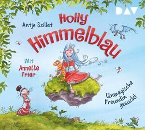 HOLLY-HIMMELBLAU-UNMAGISCHE-FREUNDIN-GESUCHT-SZILLAT-ANTJE-TEIL-1-2-CD-NEW
