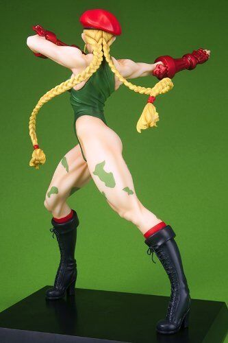 KOTOBUKIYA STREET FIGHTER BISHOUJO - - - Cammy 1 7 Japan version 788184