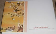 Ducks Birds Korean Imports 8 Blank Note Greeting Cards Orient Expressions