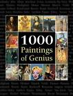 1000 Paintings of Genius by Megan McShane, Joseph Manca, Victoria Charles (Hardback, 2008)