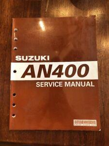 03-04-Suzuki-AN-400-AN400-OEM-Service-Repair-Manual-99500-34080-03E