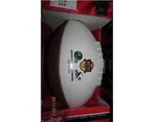 Ballon FOOT américain US Rawlings YOUTH Size - Oregon DUCKS Auburn TIGERS