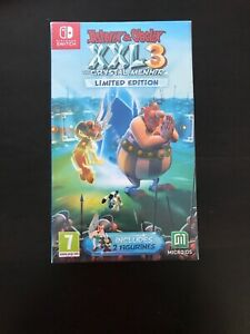Asterix-and-Obelix-XXL-3-Limited-Edition-Nintendo-Switch-Brand-New