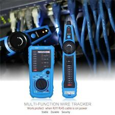BSIDE FWT11 RJ11 RJ45 Wire Tracker Tracer Telephone Ethernet LAN Network Cable