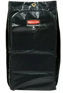 Rubbermaid-34-GAL-JANITORIAL-CLEANING-CART-BAG-EXECUTIVE-HIGH-CAPACITY-CARTS