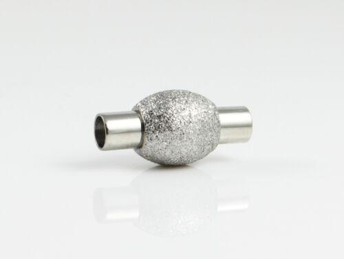 Acier Inoxydable Fermeture Magnétique Stardust-Ø 3 mm Bracelet Fabrication