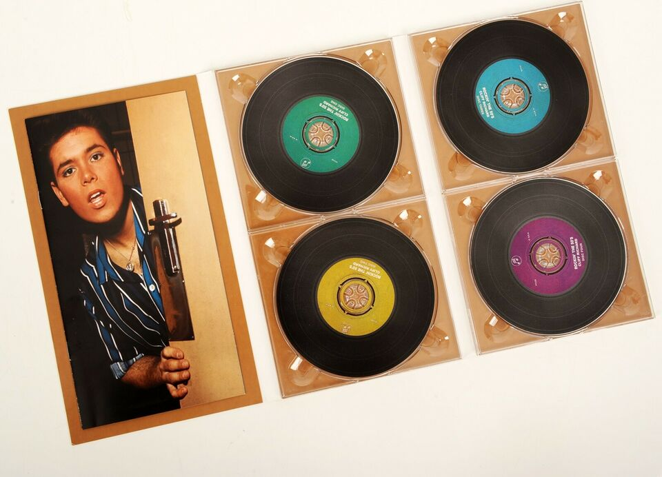 Cliff Richard: Rockin´ the 50´s, pop