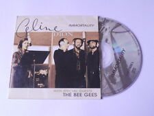 Céline Dion & The Bee Gees - immortality - cd single