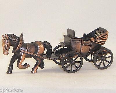HORSE & CARRIAGE  DIE CAST PENCIL SHARPENER