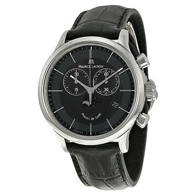 Maurice Lacroix Stainless Steel Mens Watch LC1148-SS001-331