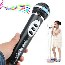 Creative Gifts Karaoke Singing Microphone Mic Music Toy For Child Girls Boys NEW