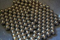 50 x 8mm ballbearings Pocket Shot ammo, catapult ammo slingshot