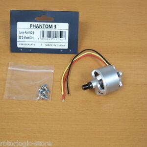 DJI Phantom 3 Part #8 2312 Motor (CW) for Pro/Adv -US dealer