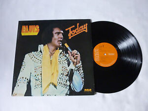 Elvis today rs 1011 nrmex quality 1975 uk rca vinyl lp image is loading elvis today rs 1011 nrm ex quality 1975 publicscrutiny Image collections