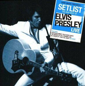 Elvis-Presley-Setlist-The-Very-Best-Of-Elvis-Presley-Live-NEW-CD
