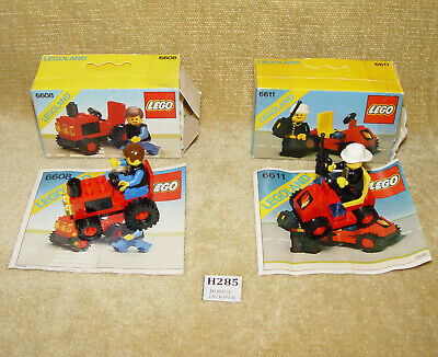LEGO Town Tractor 6608 Vintage