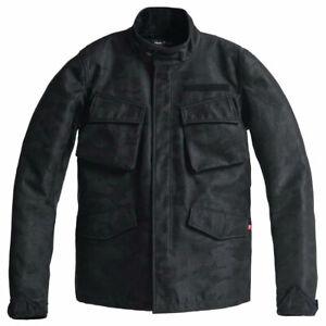 Pando-Moto-M65-Camo-Moto-Motorcycle-Motorbike-Textile-Jacket-Black