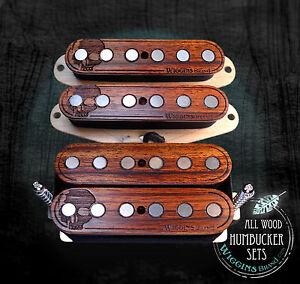 Wiggins-Brand-hand-wound-HSS-Strat-set-Alnico-Wood-MADE-TO-ORDER