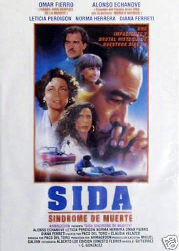 SIDA SINDROME DE MUERTE (ARMAGEDON FILMS) NEW DVD
