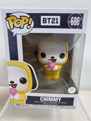 Vinyl Figure Chimmy Funko POP! 686 BT21