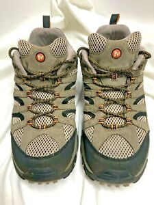 397b1a6d757 Details about Merrell Continuum Mens Performance Hiking Shoes Size 14 With  Vibram Sole