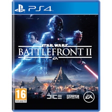 Star Wars: Battlefront II (PlayStation 4, 2017)