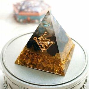 Orgonite-Pyramid-Muladhara-Chakra-Obsidian-Natural-Crystal-Repel-Evil-Spirits