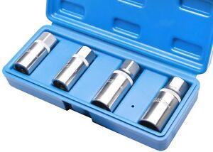 4-tlg-Steckschluessel-Satz-Stehbolzen-Ausdreher-Gewinde-1-2-Ausdreher-6-8-10-12mm
