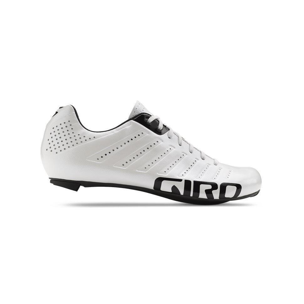 Giro Empire SLX BICICLETTA DA CORSA BICICLETTA Sautope Bianco Nero 2019