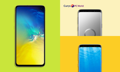 Save Up To 20% Off Selected Samsung Phones