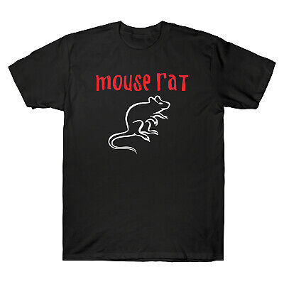 Mouse Rat Andy Dwyer Men/'s T-Shirt Parks and Recreation Scarecrow Boat Shirt Tee