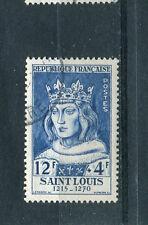 Timbre/Stamp - France -  N° 989  Oblitéré  - 1954 - TTB - Cote:  26 €