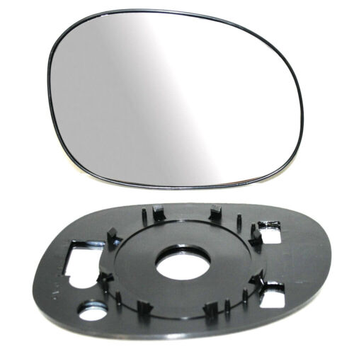 Right Wing Mirror Glass For Citroen Xsara Picasso 99-10 C3 C2 Peugeot 206 1007