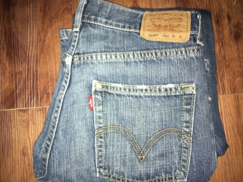Womens Levi/'s 514 Denim Straight Leg Zipper Fly Jeans Multi-Colors//Size