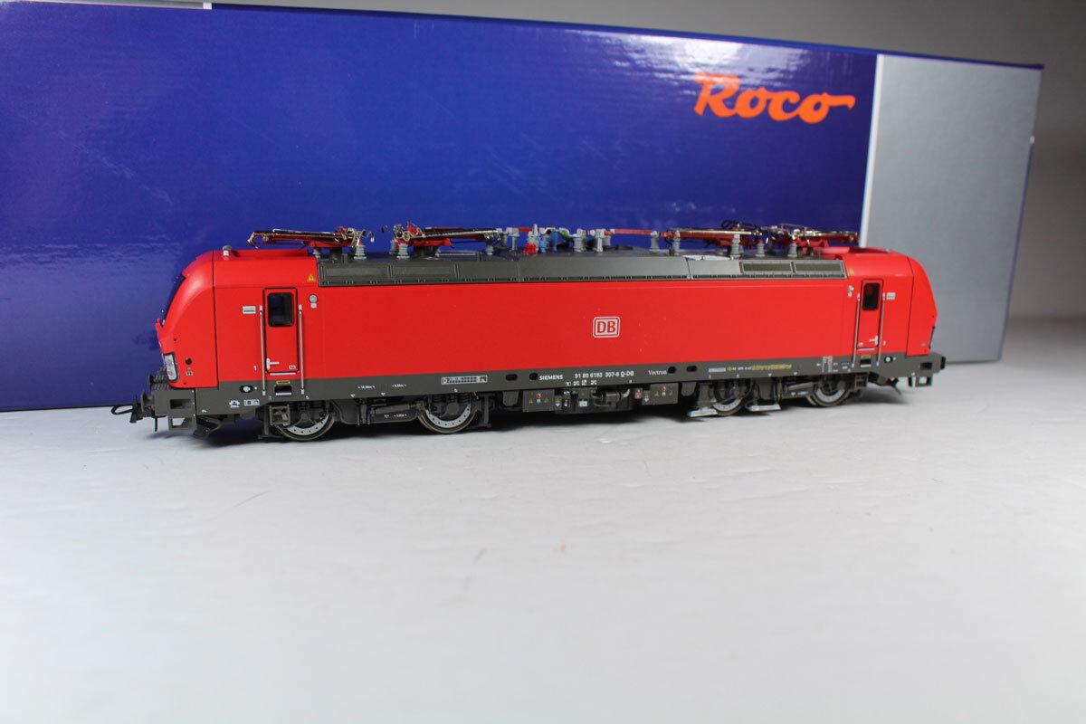 ROCO 73985 E-Lok Vectron BR 193 307-6 DB CARGO EP. vi DIGITALE con SOUND nuovi.