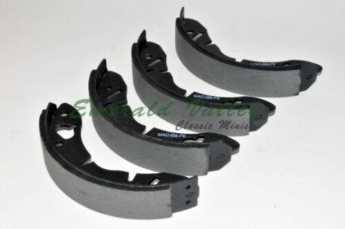 Austin Mini Classic Mini New Rear Wheel Brake Shoe Set ABS003