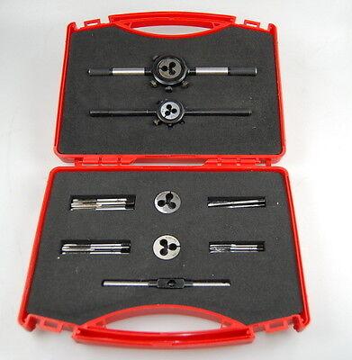 New Soba 19 pc Model Engineer Series Tap & Die Set (Ref: 140720)