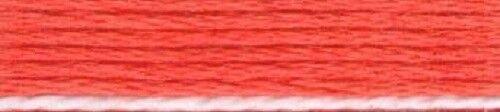 Anchor Sticktwist 6fädig 8 m 100 /% BW lachsrot 11