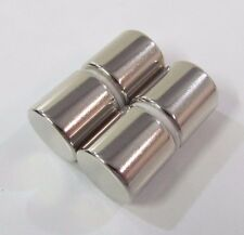 4 Pcs 625 N52 Neodymium Cylinder 58 Rare Earth Magnet 16mm Powerful