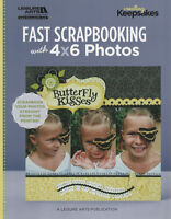 Fast Scrapbooking With 4x6 Photos Book Album Ideas Designs For Printers Easy