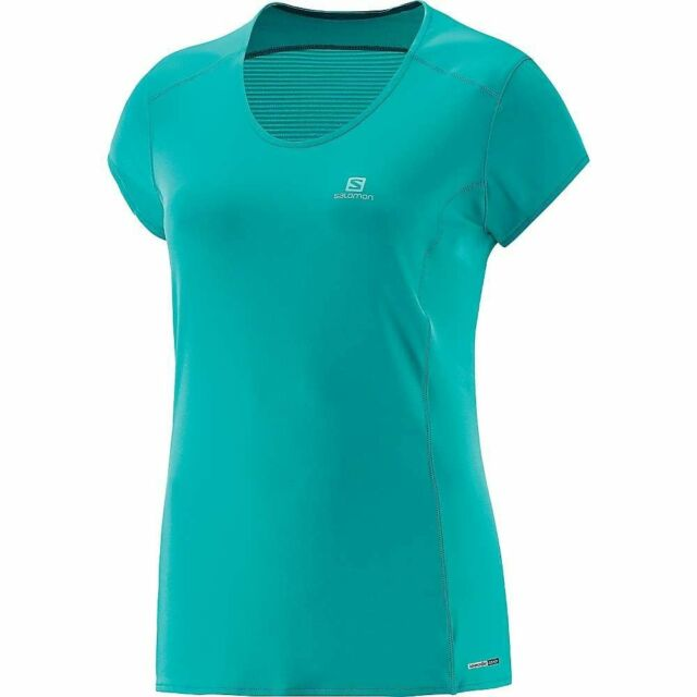 Salomon Salomon Women Comet Plus Ss Tee